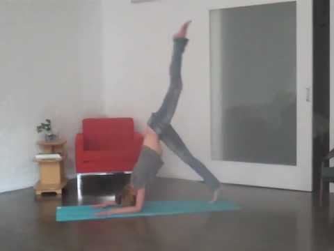 Your Forearm Stand Flow Practice
