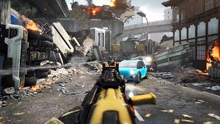 First Call of Duty: Blackout Gameplay (Battle Royale)