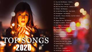 Top Hits 2020  - Best English Music Playlist 2020 - Top 40 Popular Songs