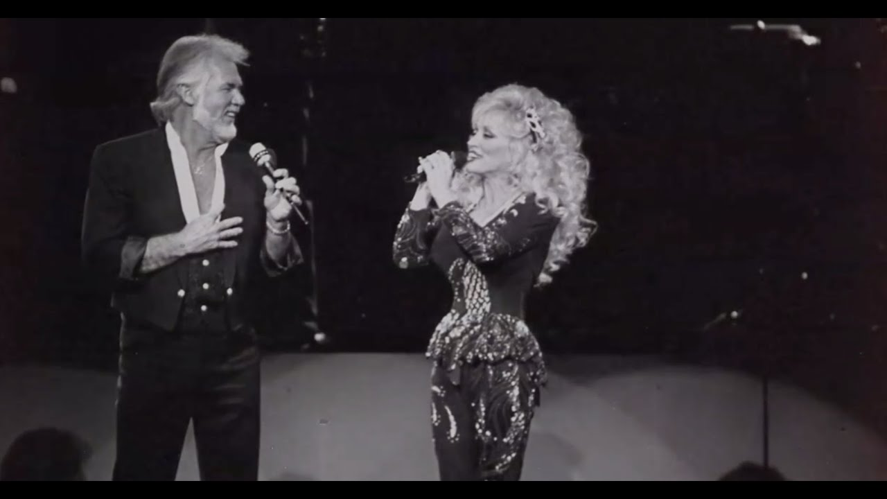Kenny Rogers - You Can't Make Old Friends (duet with Dolly Parton) [Official Video]