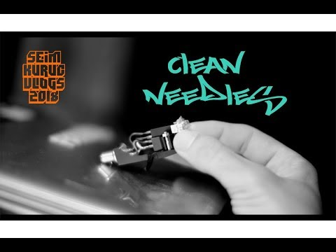 2 Minute Tuesday Tutorial: Cleaning Turntable Needles