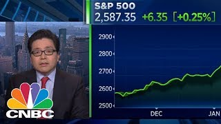 Fundstrat's Tom Lee Sees Parallels Between Bitcoin Crash And Market Turmoil   Trading Nation   CNBC