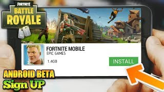 fortnite mobile android beta download date official - beta fortnite date