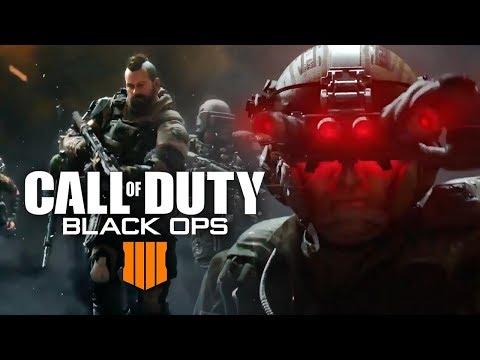 CoD Black Ops 4: Multiplayer Gameplay Breakdown | Community Reveal Event