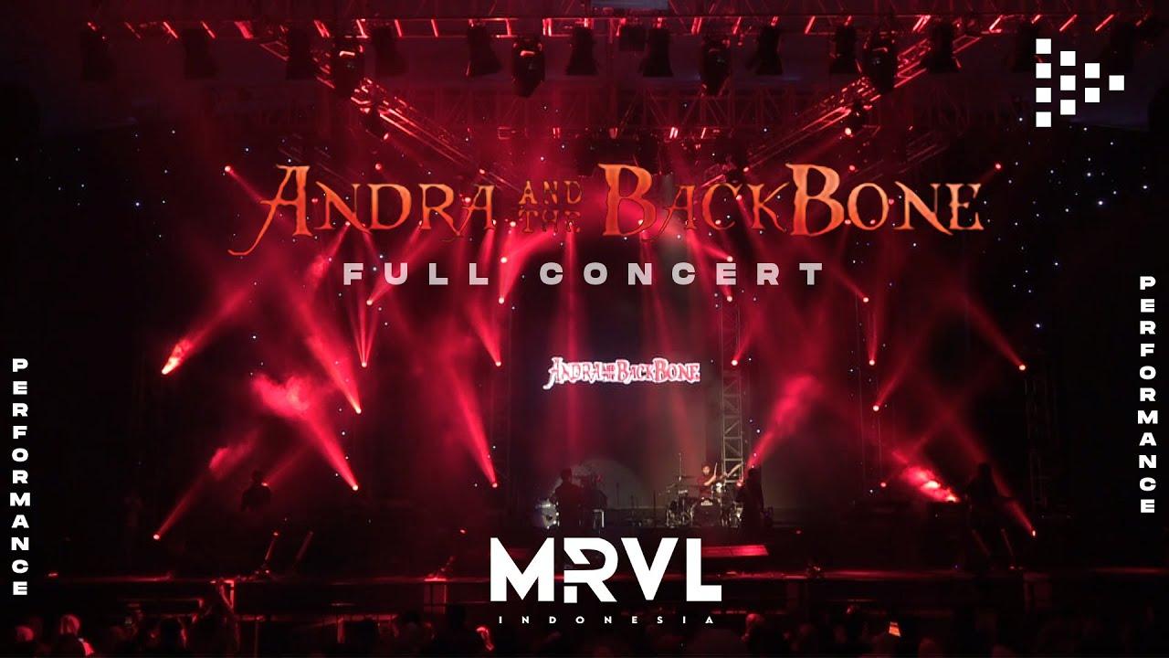Download ANDRA & THE BACKBONE FULL CONCERT 2018 MP3 Gratis
