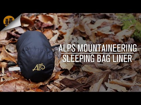 Alps Mountaineering Sleeping Bag Liner | Field Review