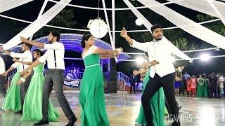 Taffy Edward's Wedding | Surprise Flash Mob Dance | Ignatius Studioz