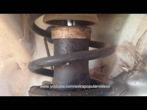 How To Check Your  Shock Absorbers | Car Driving Lesson Hindi Urdu