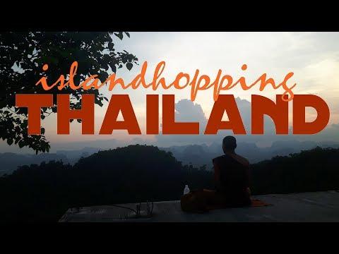 PHI PHI ISLANDS - KRABI - KOH SAMUI - KOH TAO (thailand islandhopping)