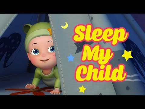 Sleep My Child – Lullaby for Babies to go to Sleep | Infobells