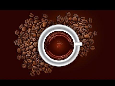 Realstic Coffee bubbles Design in Adobe illustrator CC Tutorials
