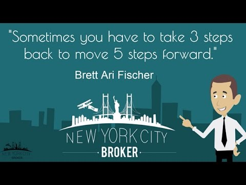 Moving Three Steps Forward | The New York City Broker Quotes: Vol.1 Ep 11