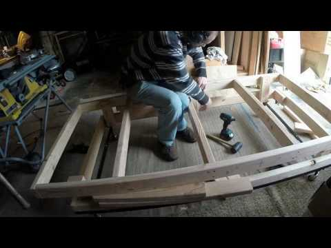 2x4 Twin Bed Frame