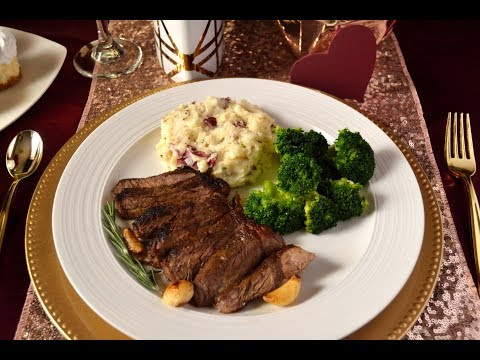 Steak Dinner for Two (Valentine's Day Edition) feat. Outside the Boxx Events