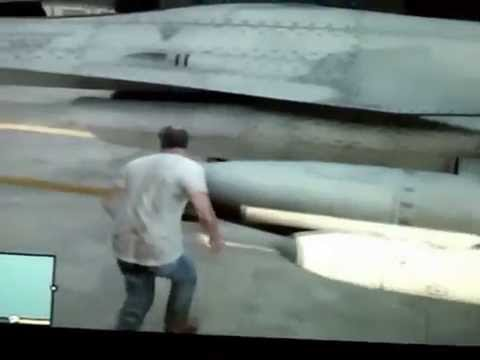 Fastest Way to Get a Jet in GTA5