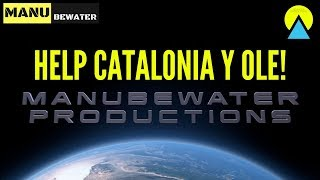 HELP CATALONIA Y OLE!