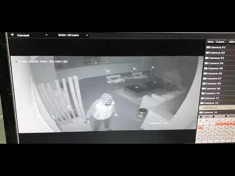 Xxx Mp4 لحظة مقتل اللص في فيلا نانسي عجرم بعد تهديدهم 3gp Sex