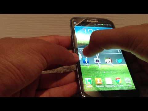 Samsung Galaxy S3: Multi-Window Feature Tutorial Read Description