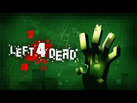 Minecraft PE-LEFT 4 DEAD Map Official trailer-Adventure/Teamwork/Storyline/TANK/Exclusive