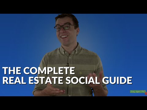 The Complete Guide To Real Estate Social Media Marketing