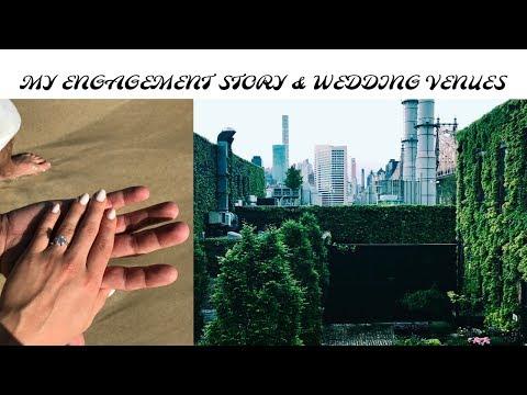 Surprise Proposal | Engagement Story & Wedding Venues
