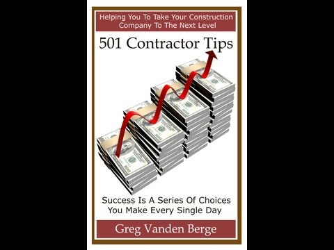 Create A Plan For Dealing With Difficult Clients - Construction Contractor Tip #70