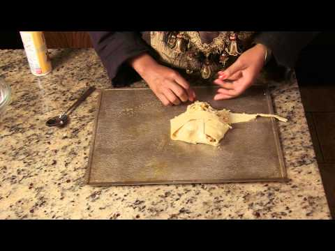 How to Make Breakfast Rings With Crescent Rolls : Dough