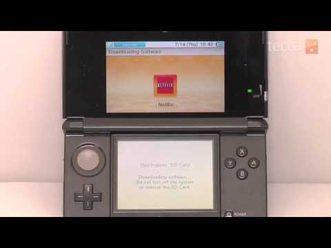 Just Show Me: How to install Netflix on your Nintendo 3DS.