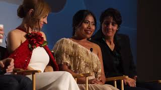 Download Alfonso Cuarón, Yalitza Aparicio on 'Roma' - Variety Screening Series Video
