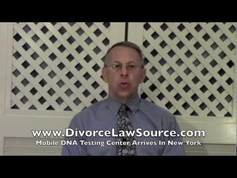 Divorce Lawyer On Mobile DNA Test Center