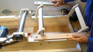 Homemade Jointer Build