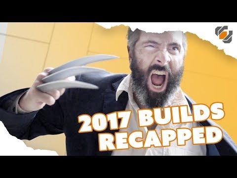 Punished Props 2017 Prop & Costume Project Recap