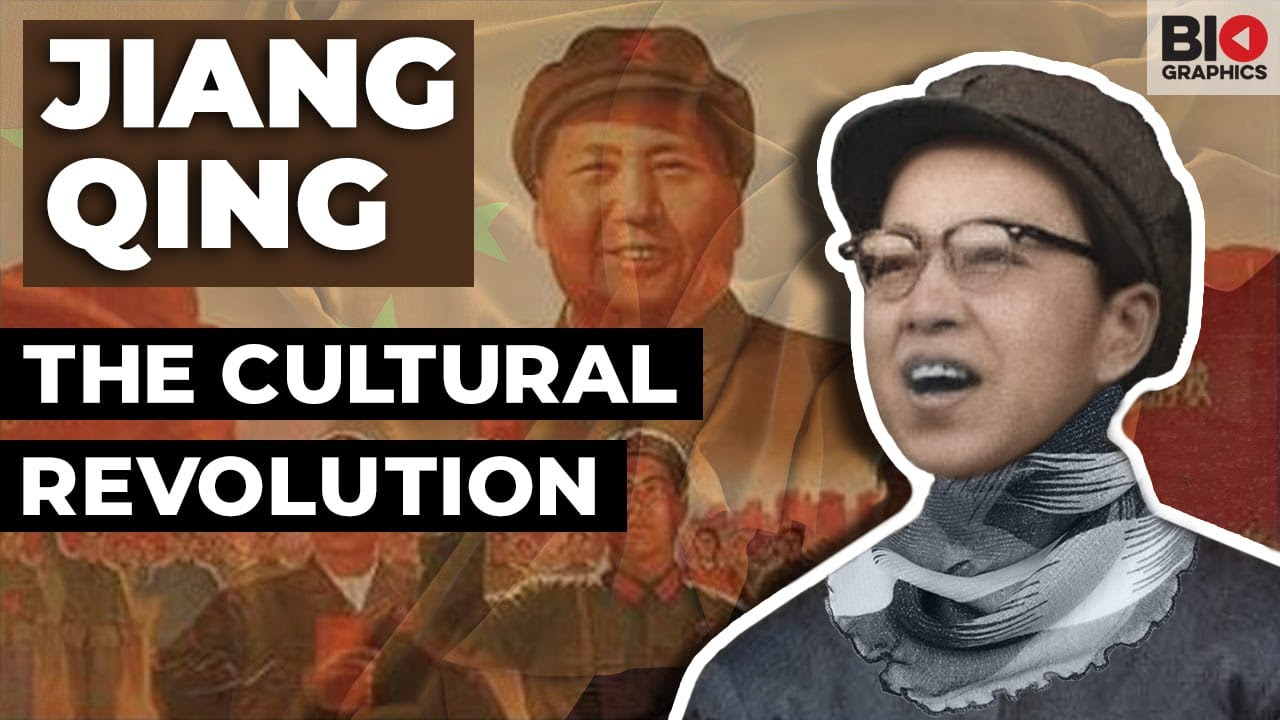 Jiang Qing: Blood and Revenge in the Cultural Revolution