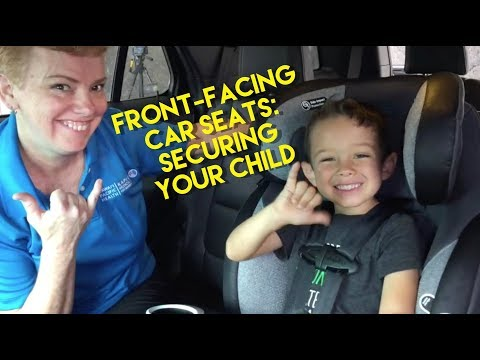 Forward-Facing Car Seats: Securing Your Child
