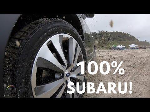 Test Drive Subaru Ascent 2019 en Oregon, 3 filas de asientos y mucho más