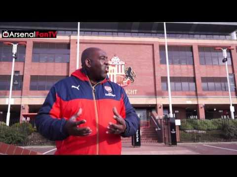 FFS STOP HIDING AWAY FANS!!! | Arsenal vs Sunderland