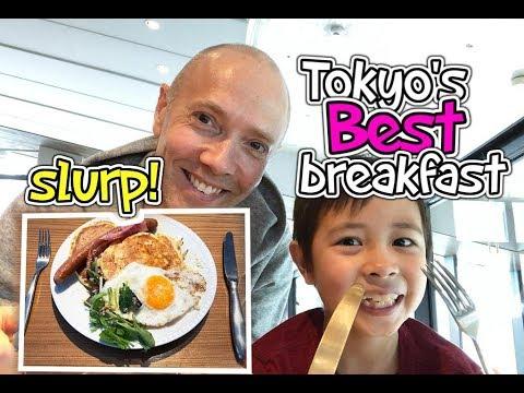 Tokyo Breakfast in the Park | Ikebukuro Food Frenzy