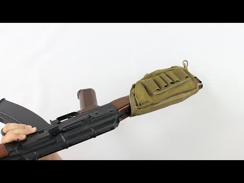 Modify Rifle Stock Ammo Pouch - Review