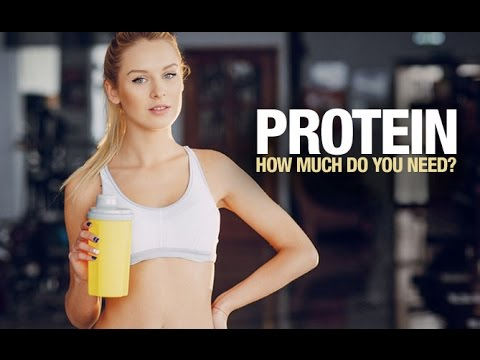 How Much Protein Should Women Eat (HOW MANY GRAMS PER DAY?)