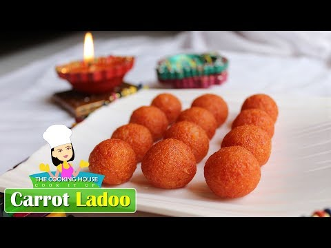 Carrot Ladoo | Happy international women's day :) | How to make carrot ladoo