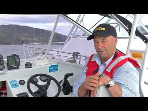 How to obtain a Recreational Boat Licence
