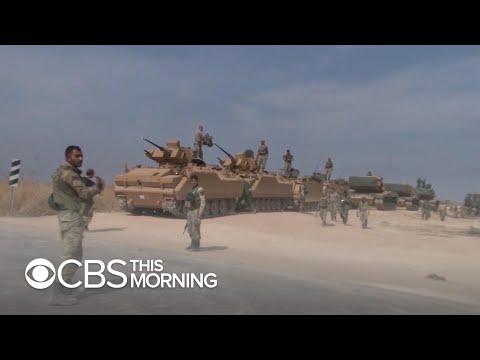 Xxx Mp4 Turkish And Kurdish Forces Clash Despite Ceasefire 3gp Sex