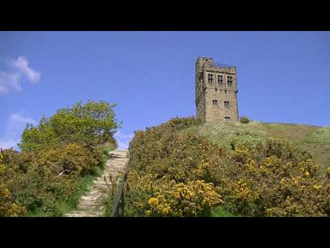 Castle Hill  in Huddersfield West Yorkshire by Roy West