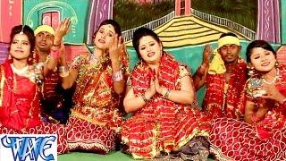 थावे धाम के कहानी - Nimiya Ke Dadh Maiya   Anu Dubey   Bhojpuri Devi Geet 2016