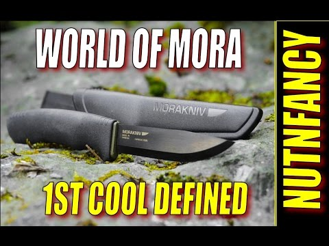 World of Mora Knives: 1st Cool Defined