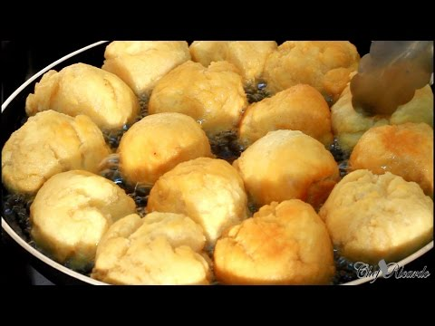 Easy Saturday Morning Jamaican Fried Dumplings Recipe | Recipes By Chef Ricardo