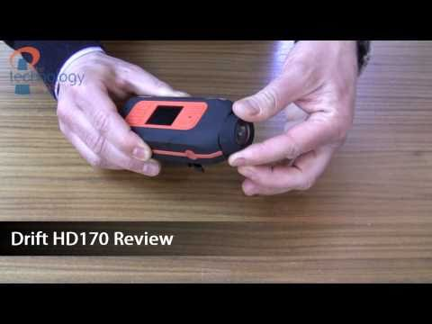 Drift HD170 Action Camera Review