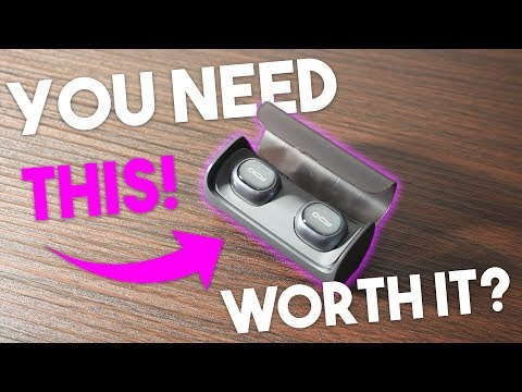 YOU NEED THESE IN YOUR LIFE ~ Are Wireless Earphones Worth It? ~ AMAZING Tech Under $50