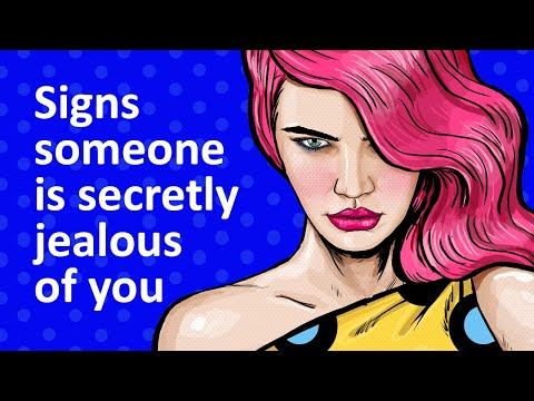 How To Know If Someone Is Secretly Jealous Of You - Top 10 Signs Of Jealousy
