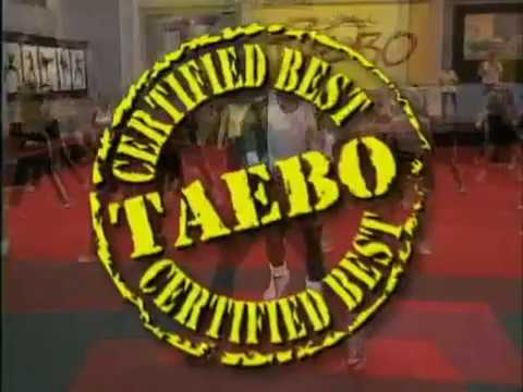 Billy Blanks - The Best of Tae Bo - Ultimate Lower Body